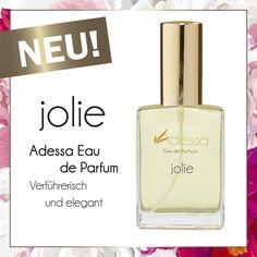 Neu! Adessa Eau de Parfum Jolie - Verführerisch und elegant!