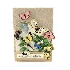 The Craft Channel U.K. January 28th Shopping List | Anna's Blog - Antique Botanical Die Cuts