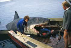 Quint Jaws | Jaws: The Inside Story