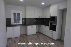 Cocina Living Spaces, Kitchen Cabinets, Home Decor, Quartos, Decoration Home, Room Decor, Cabinets, Home Interior Design