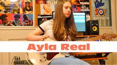 Ayla Real: Gravity - Guitar - Ernie Ball Music Man   Thanks for watching my video! My name's Ayla and I'm a 16 year old guitarist from Canada. Here's a little clip of me playing John Mayer's incredible song Gravity. I was so lucky to have been able to see him live in concert a few weeks ago and the musicianship on that stage blew me away! I'm also very excited to be working with Ernie Ball Music Man who made me this gorgeous guitar. It's the James Valentine signature model and I'm so…