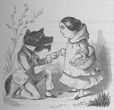 New-33 - Little Red Riding Hood - Wikipedia, the free encyclopedia