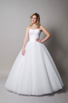 . Happily Ever After, One Shoulder Wedding Dress, Wedding Gowns, Prom, Formal Dresses, Pretty, Wedding Ideas, Weddings, Fashion