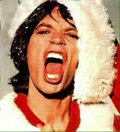 Mick Jagger  Christmas
