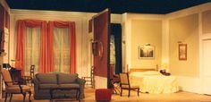 Theater.Set Design Plaza Suite, Set Design, Theater, Curtains, Google Search, Home Decor, Stage Design, Blinds, Decoration Home