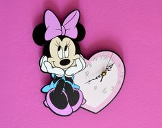 mickey and minnie mouse wall decor