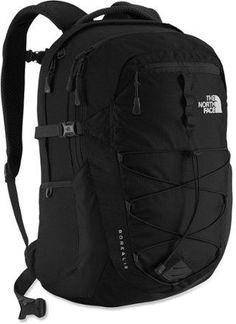 Black NorthFace backpack
