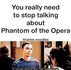 Phantom of the opera 25 poto ramin karimloo sierra boggess hadley fraser