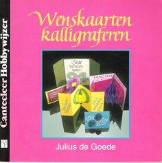 Wenskaarten kalligraferen - Julius de Goede