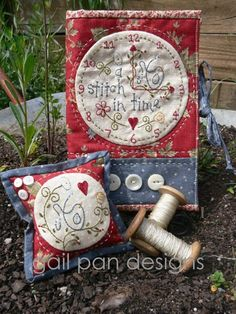 Gail Pan | Stitch in Time from Gail Pan Designs