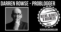 This week Jim & Sean catch up with Darren Rowse AKA Problogger who knows the digital publishing world better than most running multiple blogs, ebooks and events for the blogging community.