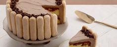 Shut the front door! Mocha tiramisu cake.
