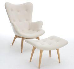 Een iconische stoel met een tijdloos design: Featherston contour - Roomed   roomed.nl