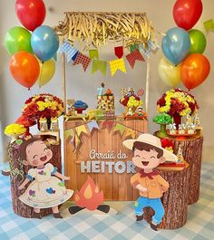 Diy Home Crafts, Birthday Parties, Alice, Paper Crafts, Party, Instagram, Desserts, Kid Portraits, Theme Parties