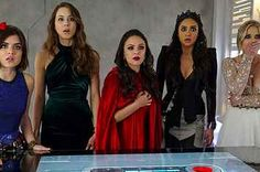"""291 Thoughts We Had Watching """"Pretty Little Liars"""" Episode 10, Season 6"""