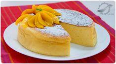 #Cheesecake #japonés. http://amantesdelacocina.com/cocina/2013/08/cheesecake-japones/