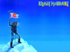 The North Pole Horizon Iron Maiden