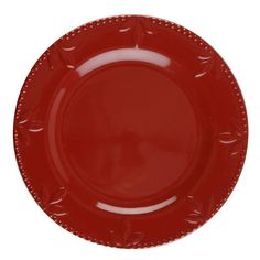 Sorrento Ruby Set of 4 Dinner Plates by Signature Housewares #SignatureHousewares