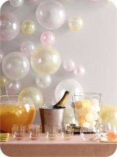 Link isn't right but love this picture for New Years Party inspiration