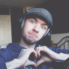 Top of the moring to yall ladies! My name is jacksepticeye! My youtube is of course jacksepticeye and I love making videos about gaming and many other things. People say I'm loud but.. I DONT GIVE A S..T You guys are... LIKE A BOSS!!
