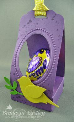 addINKtive designs: Easter Egg Throne Box