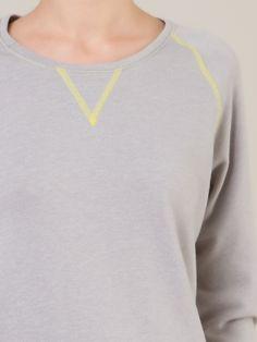 Cori Blusa Com Detalhe De Costura - Cori - Farfetch.com