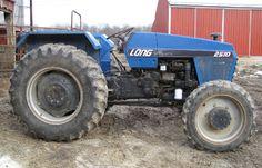 long 2360 tractor repair manual