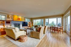West Hills Family Room