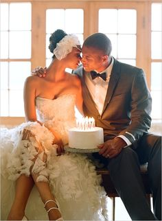 I think instead of cutting the cake I want to blow out a ton of candles :)