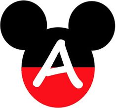 Mickey Mouse Png, Mickey Mouse Letters, Mickey Mouse Crafts, Fiesta Mickey Mouse, Theme Mickey, Mickey Mouse Parties, Mickey Party, Mickey Mouse Clubhouse, Mickey Minnie Mouse