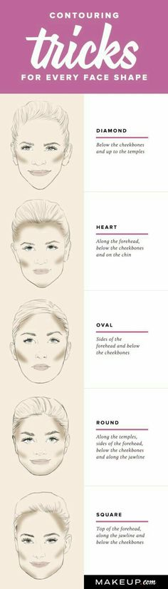 I have a Diamond face shape.. hbu?