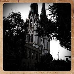 Cathedral of St. John the Baptist, Savannah, Ga.