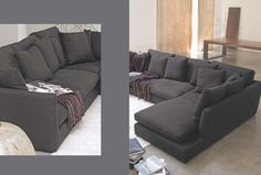 "ANIMA DOMUS - ""LIVE"" couch"