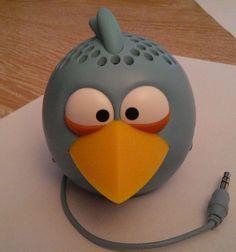 Mini speaker angry birds gear4
