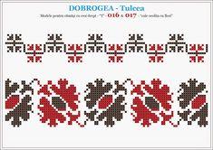 Semne Cusute: camasa romaneasca, motive traditionale - DOBROGEA ...
