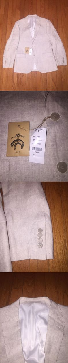 Vêtements, Accessoires Costumes Brooks Brothers Black Fleece Thom Browne Blue Pinstripe Suit 38 R Eur 48 Bb1 Bb2 Cheapest Price From Our Site