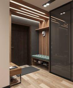 Home Design Living Room, Elegant Living Room, Living Room Tv Unit Designs, Home Entrance Decor, House Entrance, Halls, Townhouse Designs, Hallway Designs, Modern Home Interior Design