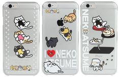 Cute Cases for Your New iPhone - Neko Atsume