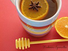 Kuchenna Ignorantka: Herbata rozgrzewająca