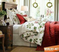 Рождественское постельное белье фото 4