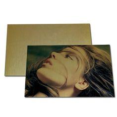Gold Metal Pearl Sparking Board-20*30cm