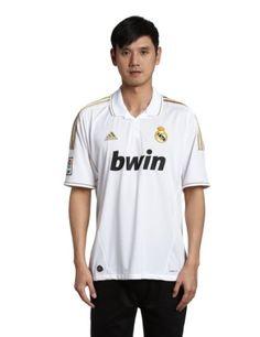 Adidas Real Madrid C.F. - Camiseta de fútbol, 2011-12 #camiseta #friki #moda #regalo