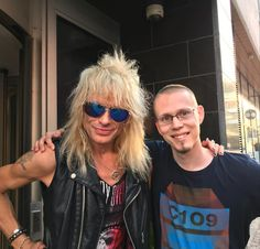 #Selfie with the ONE and only @michaelmonroeofficial! . #Music, #MichaelMonroe, #rockandroll, #Oulu, #Finland.