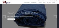 Shop With all NEW LOOK and Style with http://www.sqjeans.com  Order Custom Jeans and Other Garments.