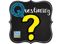 Q is for Questioning (ABCs of 2nd grade)