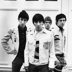 The Who loves Elvis