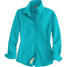 Women's Long Sleeve Action Shirt - Duluth Trading