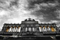 Sissi`s palace - walk in the palace