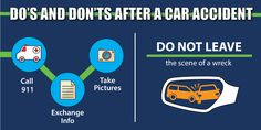 Do's & Don'ts after an accident: http://www.garymartinhays.com/posts/accident-dos-and-donts/