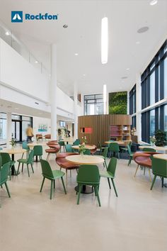 The architects behind the Danish nursing home carefully considered the acoustics to design a space that felt like home while opening it up to the public. Acoustic Ceiling Tiles, Acoustic Design, Design A Space, Nursing Care, Healthcare Design, Common Area, Ceiling Design, Danish Design, Future House